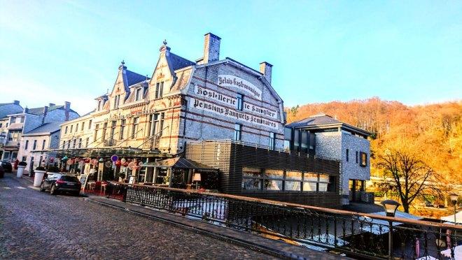 Durbuy Hotel-Restaurant Sanglier des Ardennes