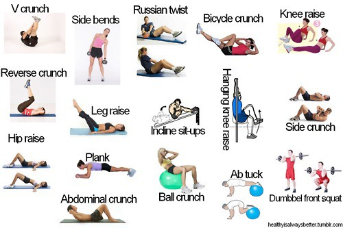 Home Exercises 15 Minutes Free Hand Exercise At Home Is Enough Tobody