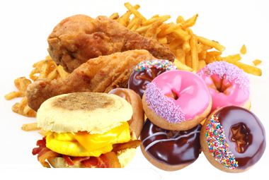 Trans Fat Foods