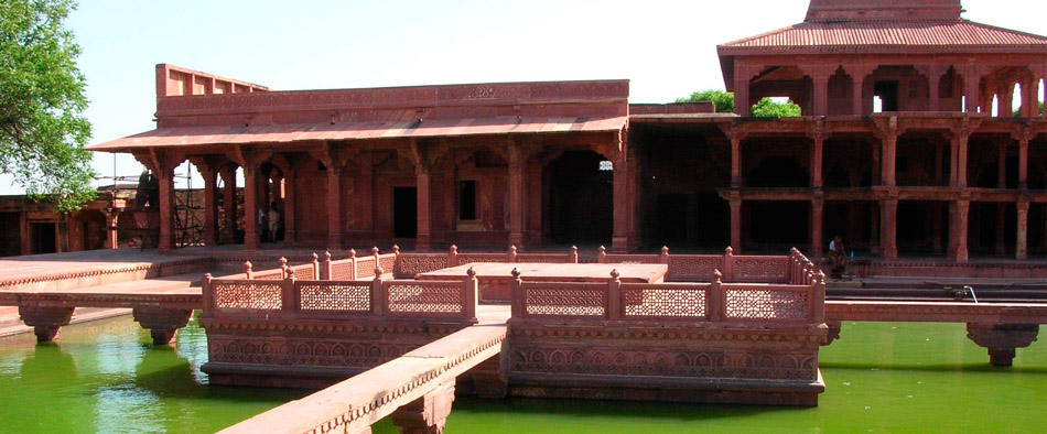 Image result for diwan i aam fatehpur sikri