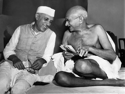 Image result for Images of Pundit Nehruji and he with children