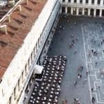 Venezia e la Giustizia. Le 1.000 luci in Piazza San Marco