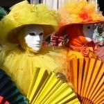 Arriva il Carnevale a Venezia. Fervono i preparativi