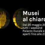 Musei al chiaro di luna da venerdì a domenica per tutta l'estate