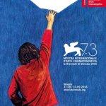 73 Mostra del Cinema di Venezia. il manifesto