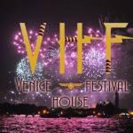 VHF – Venice House Festival. Prima edizione 2016.