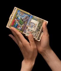 la biblioteca dell'impossibile mostra facsimili Libro d'Ore Torriani