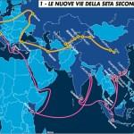 Via della Seta, investimenti in arrivo dalla Cina