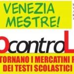 """Torna a Mestre il mercatino di """"Libro contro libro"""""""