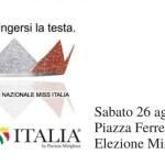 Miss Italia e Miss Venezia insieme per rispettare la città