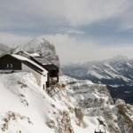 A Cortina un nuovo concetto espositivo a 2778 mt
