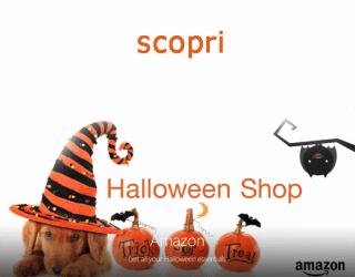 Scopri tutti i prodotti di Halloween a prezzi spaventosi