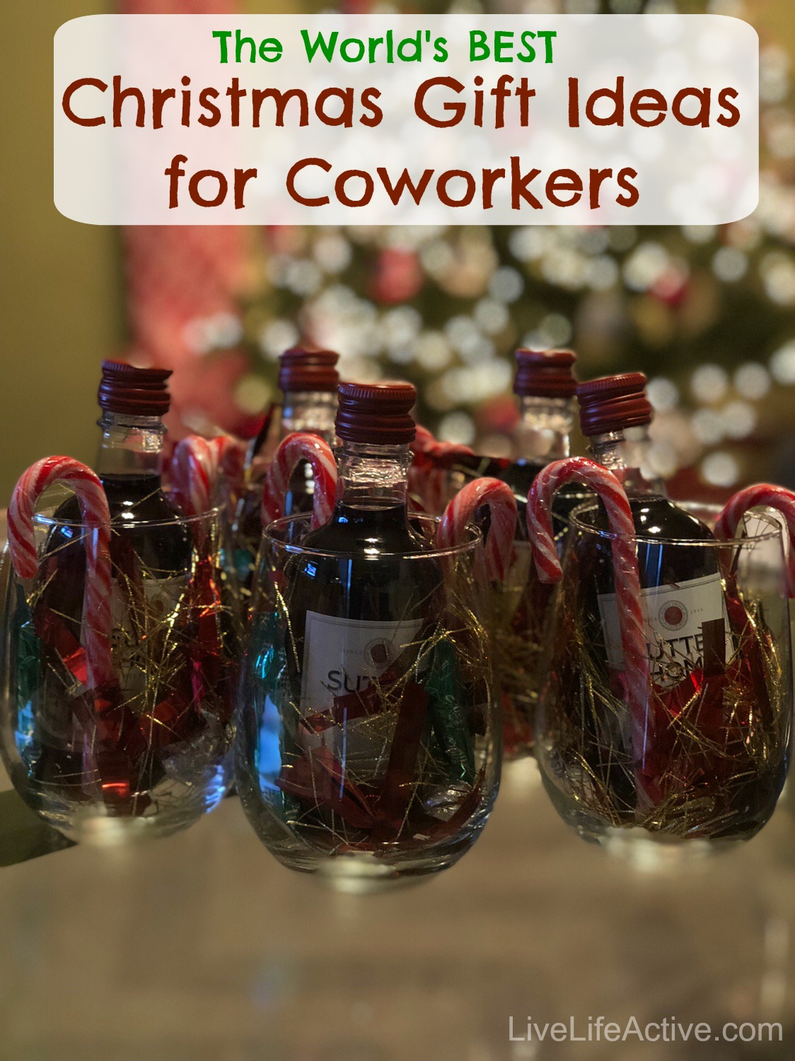 Easy Christmas Gifts For Coworkers