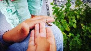 Upcycling-Becher-Lupe: Kleine Tiere zum Entdecken