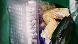 Fastenzeit-Plastikfasten