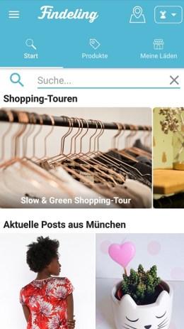 Grüne Apps für mehr Nachhaltigkeit- Findeling