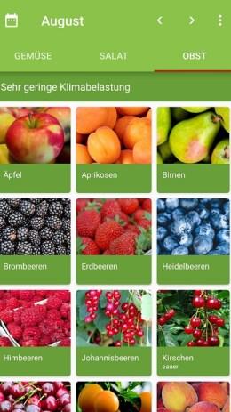 Grüne Apps für mehr Nachhaltigkeit- GrünZeit