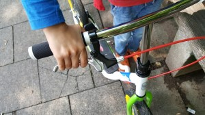 Puky R07 Roller Fahrradbremsen
