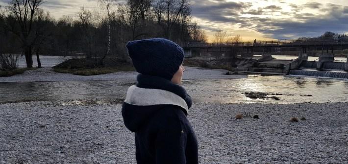 Nachhaltige Winterjacken aus Wolle gegen Mikroplastik im Wasser