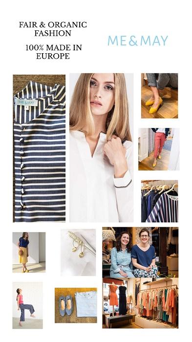 Fair Fashion Label aus München: Me & May