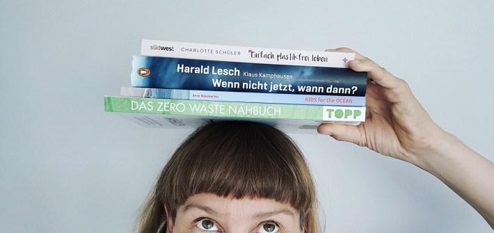 Die grünsten Bücher für den Sommer: Von Lesch bis Zero Waste Nähen
