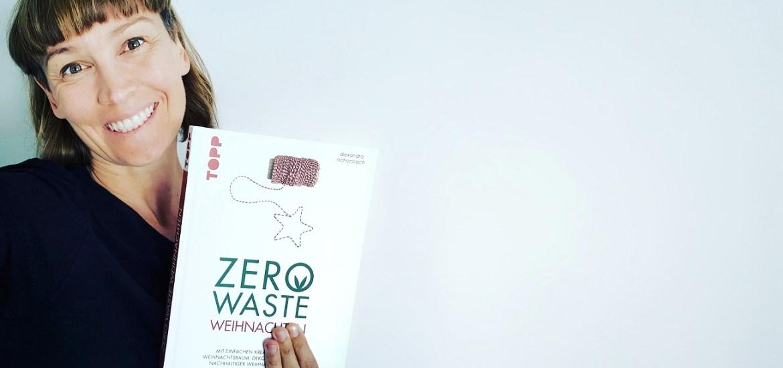 Nachhaltige Weihnachten als Buch - Zero Waste Weihnachten