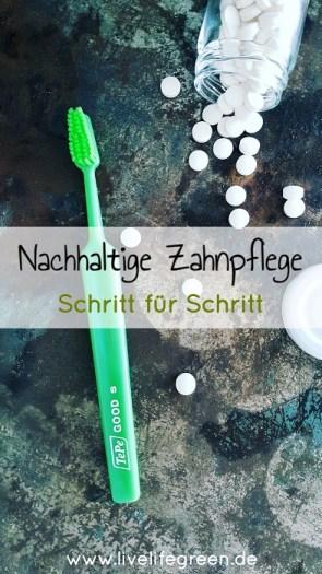 Nachhaltige Zahnpflege für empfindliche Zähne