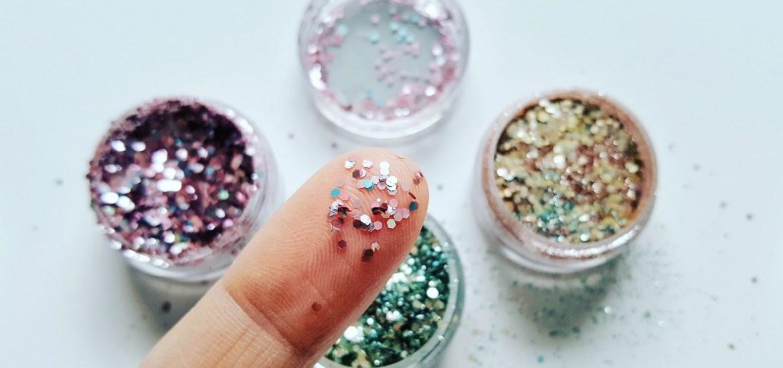 Glitzer- Der schöne Schein des Mikroplastik und nachhaltige Alternativen