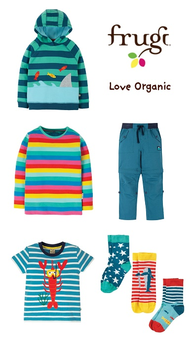 Nachhaltige Kinderkleidung für Jungs von Frugi
