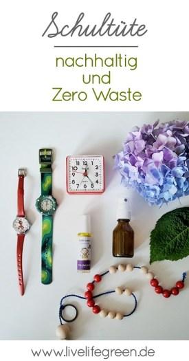 Nachhaltige Ideen für die Schultüte - Zero Waste Schulstart