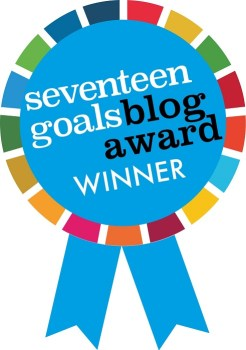 Seventeen Goals Blog Award Winner SDG