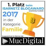 Nachhaltigkeitsblog livelifegreen Isarnetz Blogaward Gewinner 2017