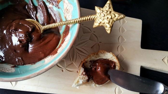 Schoko-Nuss-Brotaufstrich ohne Palmöl selber machen