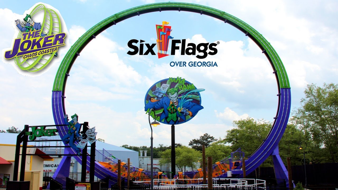 Discount coupons for six flags over ga