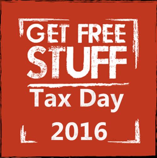free-stuff-on-tax-day-2016