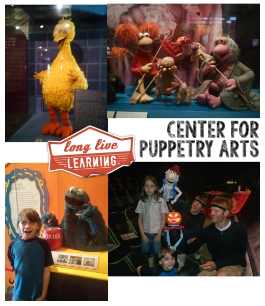 puppetry arts and public library