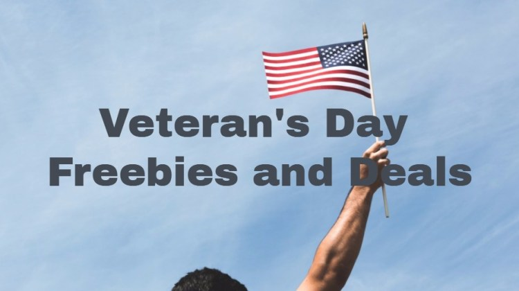 2016 veterans day deals