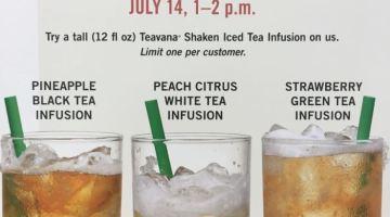 starbucks-free-tea-friday-teavana-infusions
