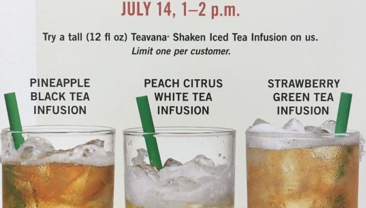 starbucks-free-tea-friday-teavana-infusions