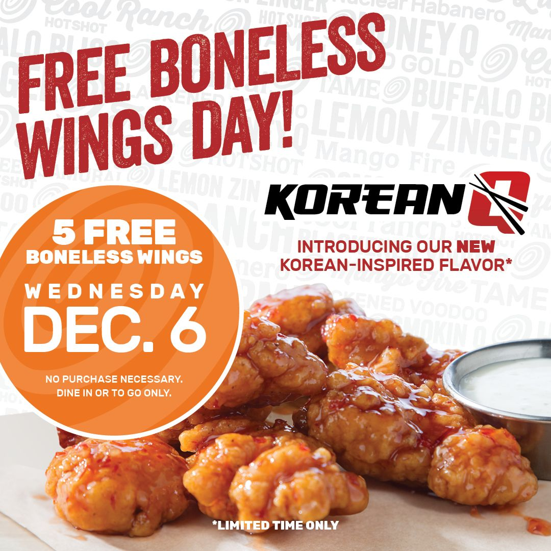 wing-zone-offers-free-boneless-wings-on-december-6-to-benefit-the-ben-abercrombie-fund