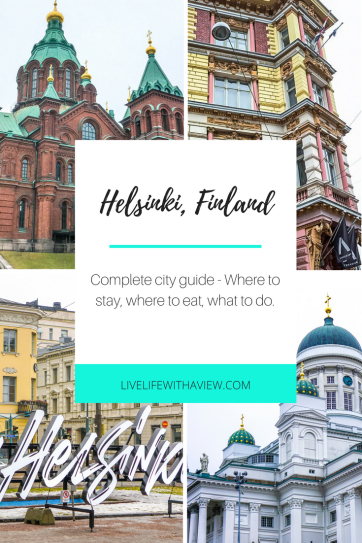 Helsinki Finland city guide - where to eat, what to do, where to stay   Life With a View