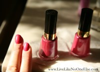 Create your own nail polish colors.