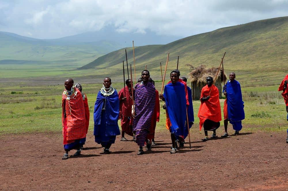 Maasai Tribes Tanzania