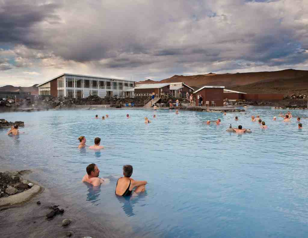 thermal pools iceland