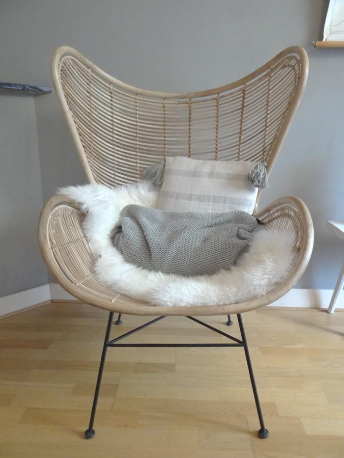 Liefde op het eerste gezicht Egg chair HK Living