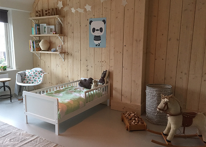 Peuterbed voor ons mannetje  LiveLoveHome
