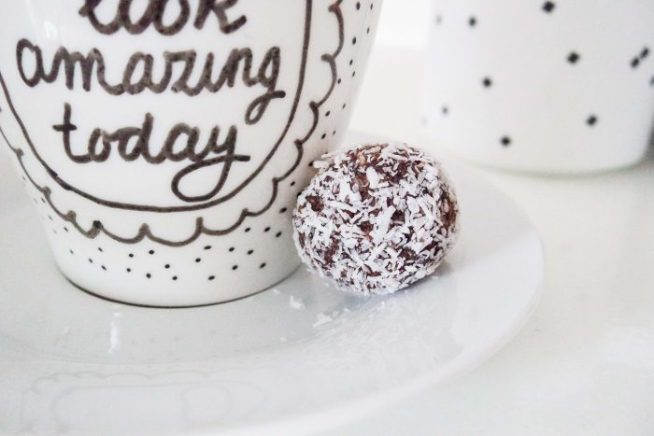 Gezonde chocballen - live love inteiror