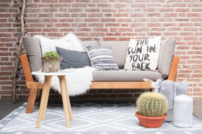 Lanterfant Liv loungebank - Live love interior