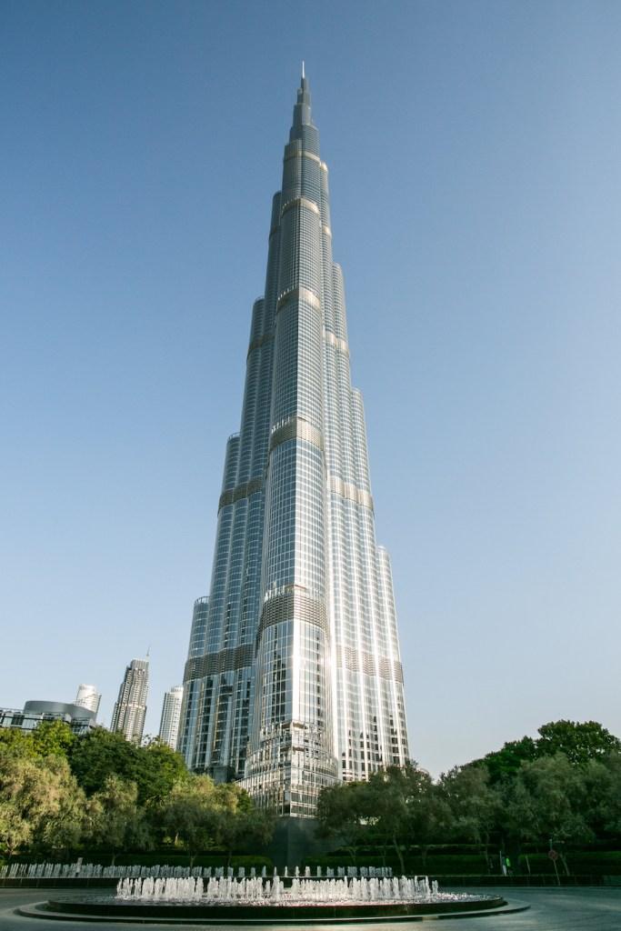 Burj Kalifa - Live love interior