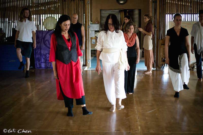 Akash Dharmaraj sacred sufi dancing retreat Gurudjief
